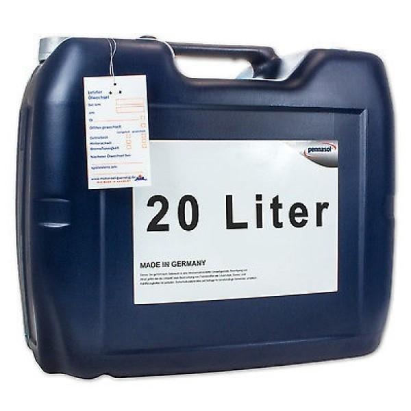 20 Liter pennasol Regular SAE 40 Oldtimer-Motoröl für API SA